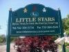 Little Stars Day Care Center Sign - Lakewood, NJ